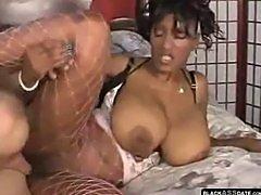 Big Tits Black Mama
