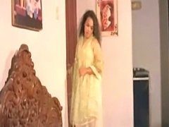 Sensual fucking scene from a South Indian big busty slut.