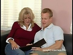 Lexi carrington fucks her sons best friend  free
