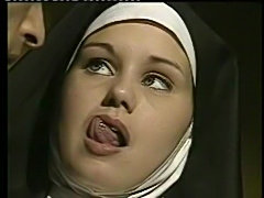 Horny nun play 2  free
