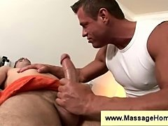 Jason Crew gets a handjob