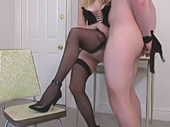 hotlegs- fuck my leg jerky cut1