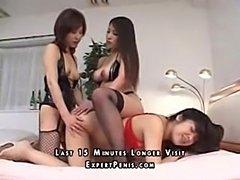 3 lesbian japanese girls  free