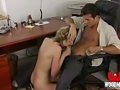 Perfect boobs blonde fucked