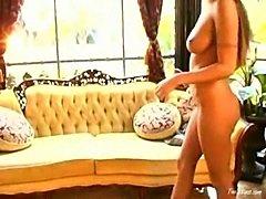 Hot Amy Reid seducing 2