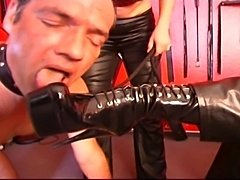 Two mistresses are more deviant than one! These ladiesknow how to punish...