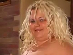 Guess whos Cumming for Dinner,  Scene 3 Amateur Mature BBW Mother Fucks Younger