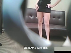 Red haired amateur casting videoRed haired amateur girl porn audition