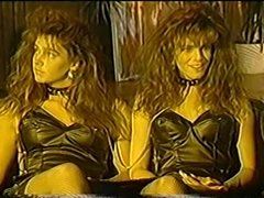 Racquel Darrian, bizarre movie. Darrian is sometimes referred to as the