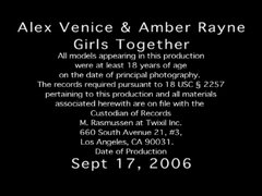 Alex and Amber - Girls Together