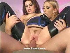 Best 2010 sofa sex threesome  free