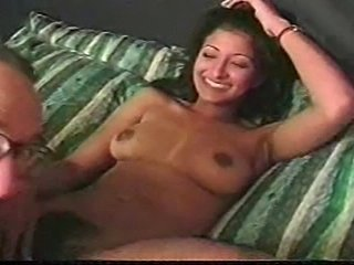 Indian Nadia Nyce gets anal cherry popped