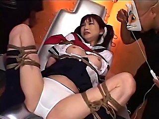 jav orgasm bondage