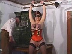 Mature chubby hardcore pussy torture
