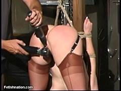 torture in stockings part 2
