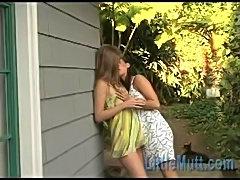 LittleMutt.com - Georgia Jones and Faye Valentine - Love in the afternoon....