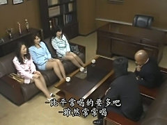 Japanese MILF Teachers Fucked By Bosses