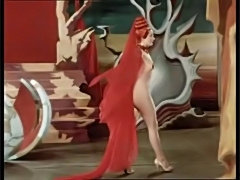 Nudity in French Movies: Ah! Les Belles Bacchantes (1954)