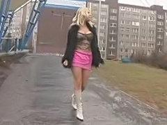 Busty beautiful blonde czech teen, fucked & spermed! (Bang Bros » Busty...