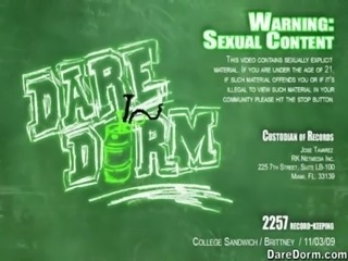 Dare Dorm collegesandwich free