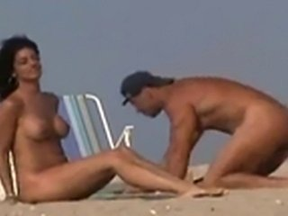 Welcome to this crazy Nudist beach