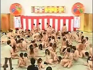 Crazy Japanese Orgy